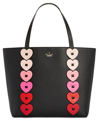 kate spade new york Yours Truly Ombré Heart Medium Tote