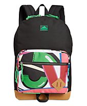 Steve Madden Men's Crash Printed Dome Backpack