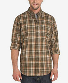 G.H. Bass & Co. Men's Madawaska Trail Plaid Flannel Shirt