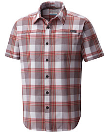 Columbia Men's Battle Ridge Plaid Shirt