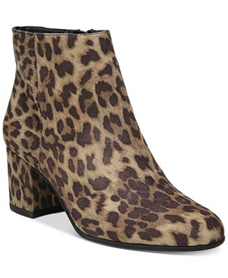 Circus by Sam Edelman Vikki Block-Heel Booties