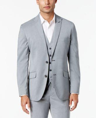 I.N.C. Men's Marrone Suit Jacket, Created for Macy's