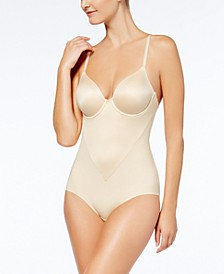 Women's  Light Tummy-Control Comfort Devotion Full Coverage Bodysuit 1056