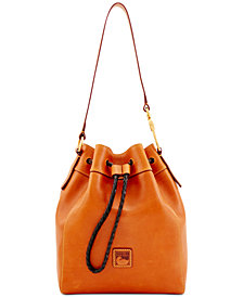Dooney & Bourke Florentine Hattie Medium Drawstring Bag