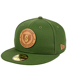 New Era Seattle Mariners Vintage Olive 59FIFTY Fitted Cap