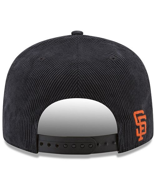 info for 2ddf3 44388 ... New Era San Francisco Giants All Cooperstown Corduroy 9FIFTY Snapback  Cap ...