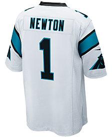 Nike Men's Cam Newton Carolina Panthers Game Jersey
