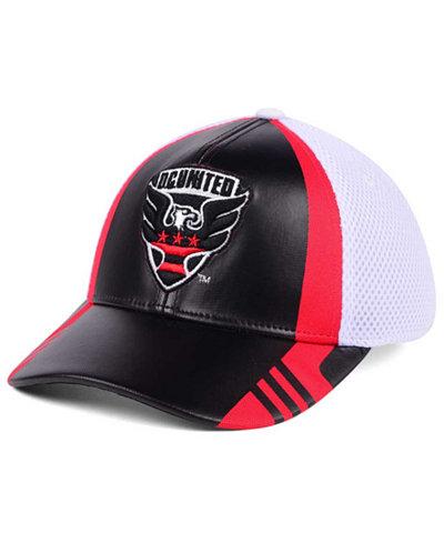 adidas DC United Authentic Team Flex Cap