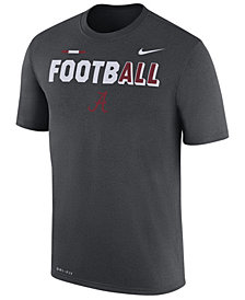 Nike Men's Alabama Crimson Tide Legend Football T-Shirt