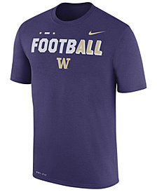 Nike Men's Washington Huskies Legend Football T-Shirt