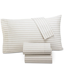 CLOSEOUT! Lucky Brand Leila Paisley Twin Sheet Set, Created for Macy's
