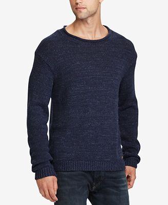 Polo Ralph Lauren Mens Regular Fit Roll Neck Sweater Sweaters