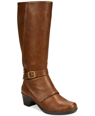 Easy Street Jan Wide-Calf Riding Boots