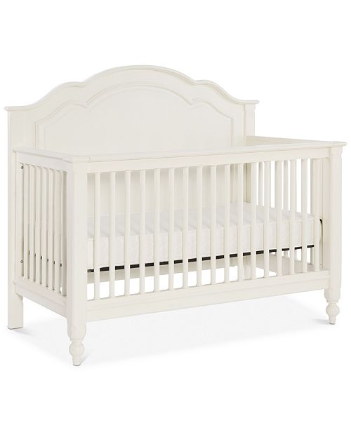 Furniture Harmony 4 In 1 Convertible Baby Crib Convertible Baby