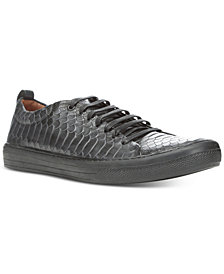 Donald Pliner Men's Rand Vintage Python Sneakers