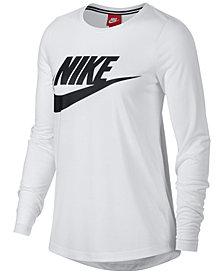 Nike Sportswear Essential Long-Sleeve Top