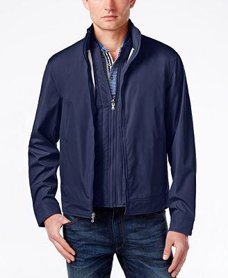 Michael Kors Men S 3 In 1 Jacket Coats Jackets Men Macy S