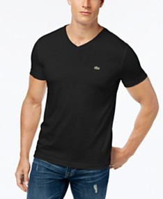 16fe0ede Lacoste Mens T-Shirts - Macy's