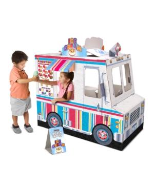 Melissa & Doug Food Truck Playhouse