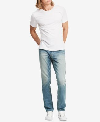 Men's Stretch Slim-Straight Fit Jeans