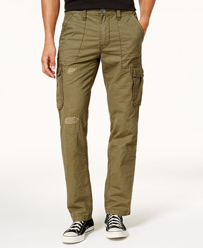 True Religion Men's Modern Cargo Pants