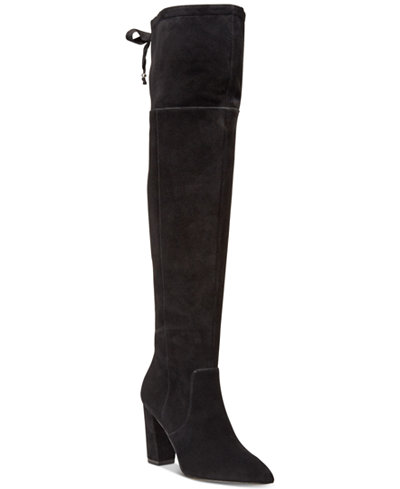 Adrienne Vittadini Nilson Over-The-Knee Boots