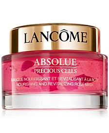 Absolue Precious Cells Nourishing & Revitalizing Rose Mask, 2.5 oz.