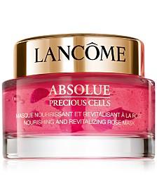 Lancôme Absolue Precious Cells Nourishing & Revitalizing Rose Mask, 75 ml