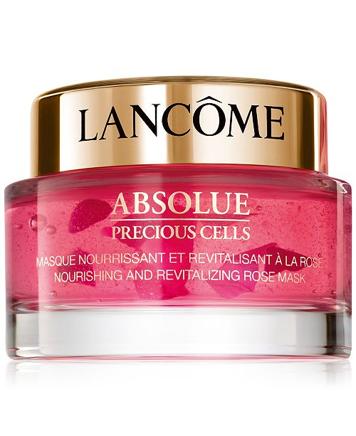 Lancome Absolue Precious Cells Nourishing & Revitalizing Rose Mask, 75 ml