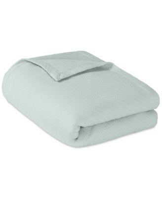 Liquid Cotton Twin Blanket