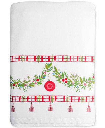 CLOSEOUT! Dena Noelle Cotton Printed Bath Towel