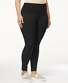 Plus Size Original Denim Leggings, Created for Macy's