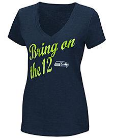 G-III Sports Women's Seattle Seahawks Trophy T-Shirt