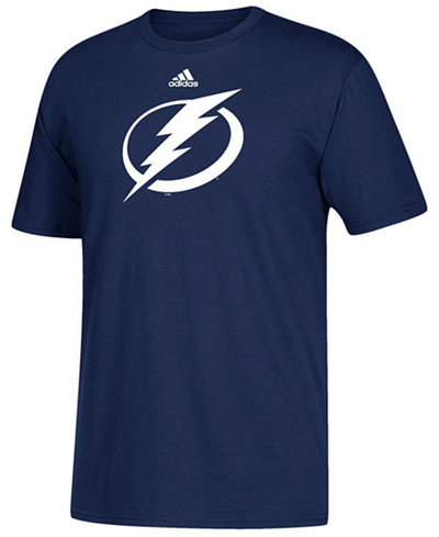 adidas Men's Tampa Bay Lightning Primary Go To T-Shirt