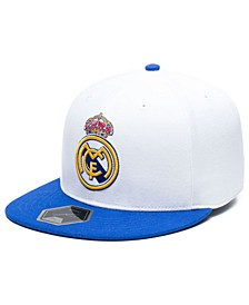 Real Madrid Fi Fitted Cap