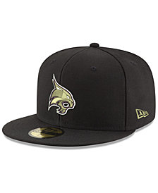 New Era Texas State Bobcats Shadow 59FIFTY Fitted Cap