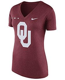 Nike Women's Oklahoma Sooners Stripe Bar T-Shirt