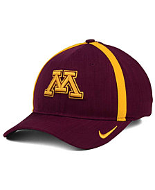 Nike Boys' Minnesota Golden Gophers Aerobill Sideline Cap