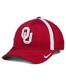 Nike Boys' Oklahoma Sooners Aerobill Sideline Cap