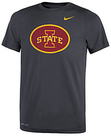 Nike Iowa State Cyclones Legend Travel T-Shirt, Big Boys (8-20)