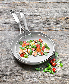 "GreenPan Venice Pro 10"" & 12"" Ceramic Non-Stick Fry Pan Set"