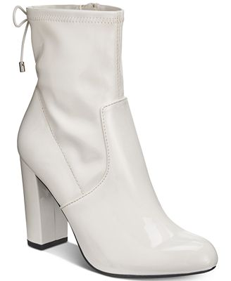 Material Girl Ali Sock Booties, Created For Macy's