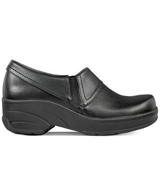 Easy Street Easy Works By Women's Assist Slip Resistant Clogs Women's Shoes