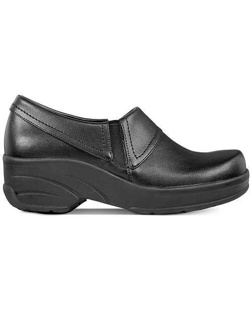 Easy Street Easy Works By Women's Assist Slip Resistant Clogs Women's Shoes nr46RaC4