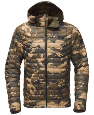 the north face men s thermoball hooded jacket coats jackets rh macys com