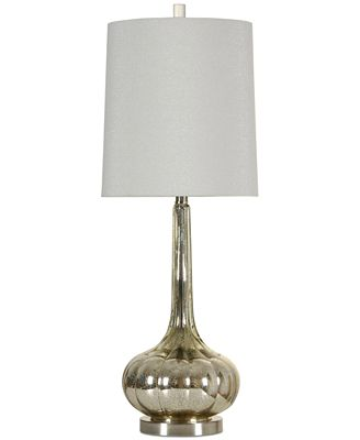Stylecraft Perrie Mercury Table Lamp Lighting Lamps For The