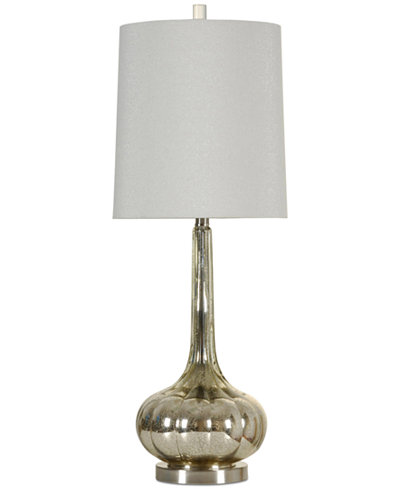StyleCraft Perrie Mercury Table Lamp