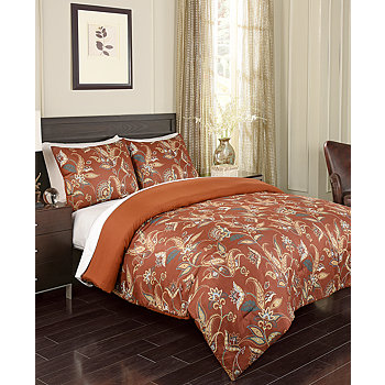 Various 3-Piece Comforter Sets