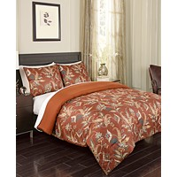 Hallmart Collectibles Atlas 3-Piece Comforter Set