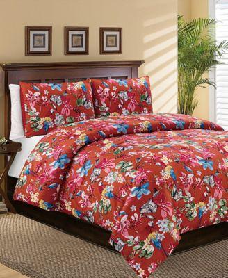 Kaori 2-Pc. Twin Comforter Set
